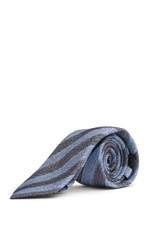 Rex Denim Stripe Tie