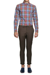 Kurt Skinny Chino Military