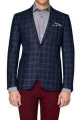 Axel Patch Pocket Blazer