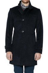 Kory High Neck Coat