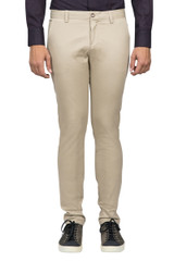 Otis Slim Stretch Chino Sand