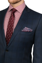 Jasper Suit Jacket Navy