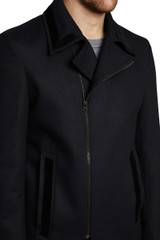 Willis Zip Coat