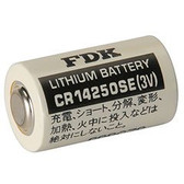 FDK Sanyo CR14250SE Battery - 3V 1/2 AA Laser Lithium Cell