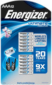 Energizer AAA Ultimate Lithium Battery - L92 (12 Pack)