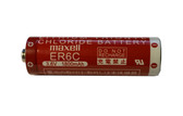 Maxell ER6C Battery - 3.6V AA Lithium