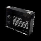12 Volt 2.9 Ah Battery - Rhino SLA2.9-12 Sealed Lead Acid Rechargeable