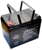 12 Volt 35.0 Ah Battery - Rhino SLA33-12 Sealed Lead Acid Rechargeable