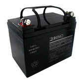 12 Volt 35.0 Ah Battery - Rhino SLA33-12FP Sealed Lead Acid Rechargeable