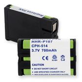 Panasonic PQSUHGLA1ZA Cordless Phone Battery