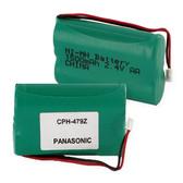 Panasonic Type 20 Cordless Phone Battery
