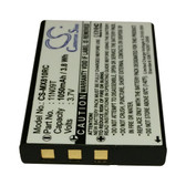 Universal MX-980 Remote Control Battery
