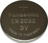 Panasonic CR2032 Battery - 3V Lithium Coin Cell