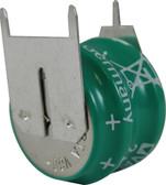 Varta 55608302059 - 2/V80H Battery - 2.4V 80mAh Ni-MH - 3 Pin