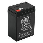 Dual-Lite 0120255 - 12-255 Battery