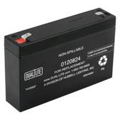 Dual-Lite 0120824 - 12-824 Battery