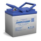 Hubbell 12-906 - 0120906 Battery - 12 Volt 35.0 Ah - Emergency Light