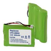 Plantronics 6342101 Wireless Headset - Cordless Phone Battery