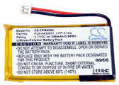 Plantronics 64399-01 Battery