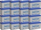 Dell APC Smart-UPS DL5000RMT5U Backup Battery - 12 Volt 7.0 Ah