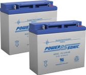 Dell APC Smart-UPS DLA2200 Backup Battery - 12 Volt 18.0 Ah