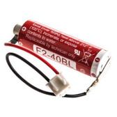 Mitsubishi F2-40BL Battery - PLC Programmable Logic Control, Mitsubish F1, F2, FX, FX1, FX2, FX2C, FX2N, F2-40BL, F240BL