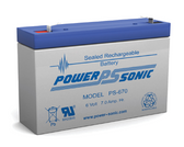 Chloride 100-001-134 / 100001134 Battery - Emergency Lighting
