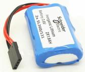 Schneider Electric 2xSL360/131 Battery for TSX17 PLC - Programmable Logic Controller
