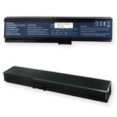 Acer 3UR18650Y-2-QC261, CGR-B/6H5, LC.BTP00.001 Laptop Battery - 11.1V 4400mAh 49WH 6 Cell Li-Ion Notebook Replacement