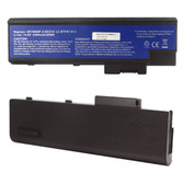 Acer 4UR18650F-2-QC218, BT00803.014, LC.BTP01.013, LC.BTP01.014 Laptop Battery - 14.8V 4400mAh 65WH 8 Cell Li-Ion Notebook Replacement