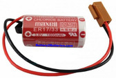 Maxell ER17/33 Battery for PLC - Programmable Logic Control
