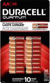 Duracell Quantum AA Batteries - 36 Pack - QU1500