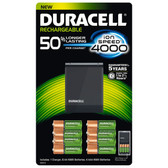 Duracell Ion Speed 4000 AA - AAA Ni-MH Battery Charger