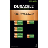 Duracell Pre-Charged 6 x AA - 2 x AAA Ni-MH Rechargeable Batteries