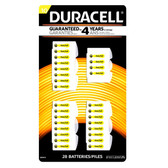 Duracell Size 10 Hearing Aid Batteries (32 Pack)