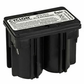 0819-0010 4 Volt 2.5 AH Monobloc Battery-Enersys Cyclon Hawker Energy