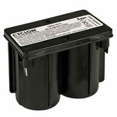 0809-0010 4 Volt 5.0 AH Monobloc Battery - Enersys Cyclon Hawker Energy