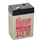 Enersys Genesis NP4-6 Battery
