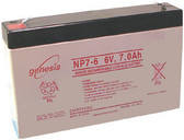 Enersys Genesis NP7-6 Battery