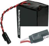 Panasonic LCS-2912PL Battery