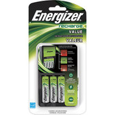 Energizer Recharge AA, AAA NiMH - Nickel Metal Hydride Battery Charger CHVCMWB-4