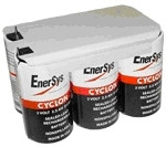 0800-0114 Battery 12V 5.0Ah Enersys - Cyclon - Hawker