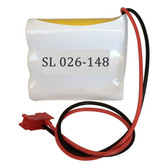 Sure-Lites 026-148 - SL026-148 Battery Replacement