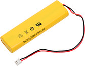 Lithonia - Daybright D-AA650BX4 Battery Replacement (2x2 LONG)