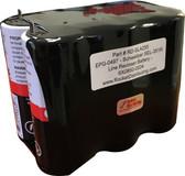 EPG-0497 - Schweitzer SEL-351R Line Recloser Battery 6X0850-0004