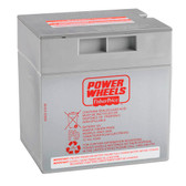 Fisher Price Power Wheels 74777 12 Volt Battery