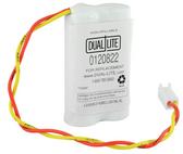 Dual-Lite 0120822 Battery for Emergency Lighting