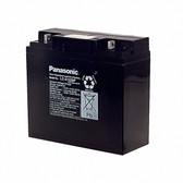 Panasonic LC-X1220P Battery - 12V 20.0Ah Sealed Rechargeable, Replacement Batteries for GP-12200, GP12200, LC-X1220AP, LCX1220AP, LCX1220P