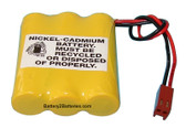 Nexergy BA-0019-01 Rev. B Battery Replacement for GPS (Global Positioning System)