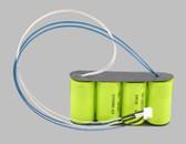 A-Vox Systems 12140S Battery for Avoximeter 1000E
